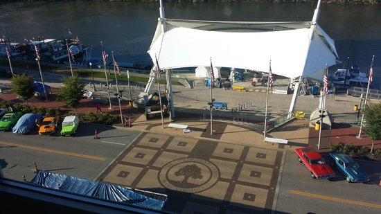 Four Points by Sheraton Charleston: View from the 8th floor