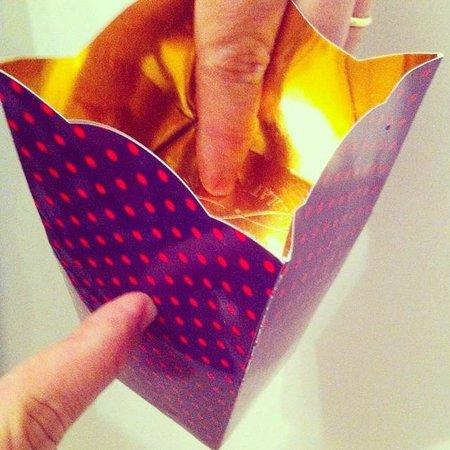 Chocolat du Jour: Embalagem menor que a percepção que temos na compra