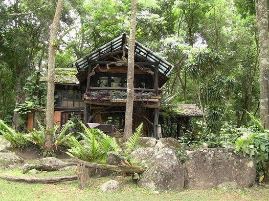 Tharnthong Lodges: Lodging on property