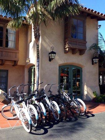 Brisas Del Mar, Inn At The Beach: Bikes