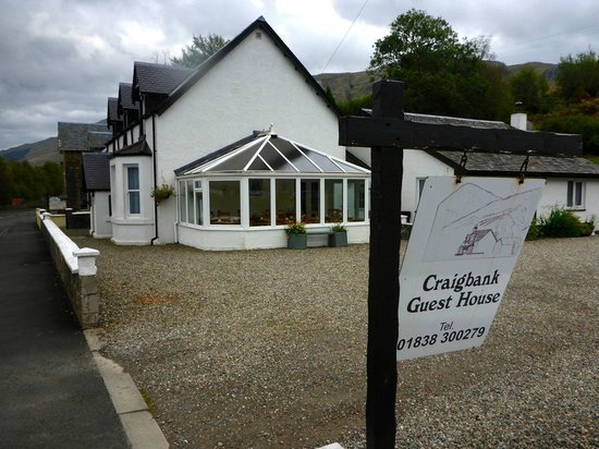 Craigbank Guest House : Guest house