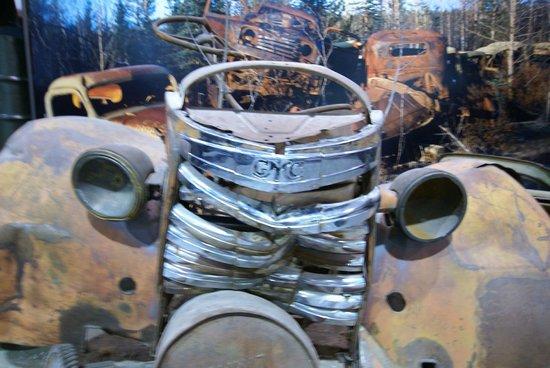 Yukon Transportation Museum: needs a little work