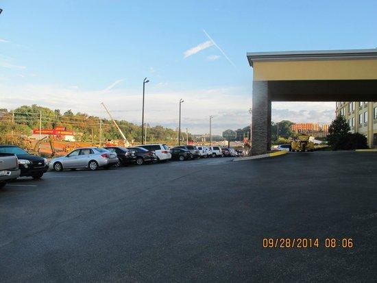 La Quinta Inn & Suites Sevierville / Kodak: Day begins