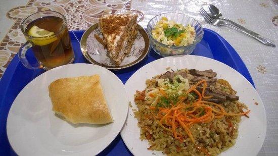 Halal Cafe Ashhana Khola