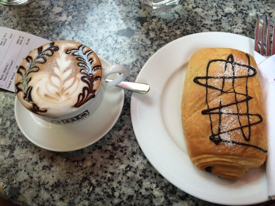 Joma Bakery Cafe : Get in my belly