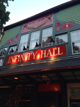 Infinity Music Hall and Bistro