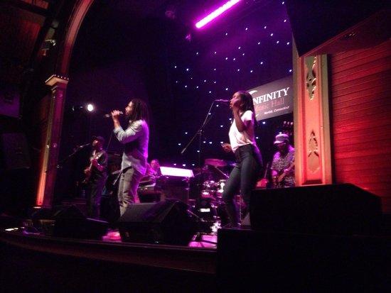 "Infinity Music Hall and Bistro: ""The Wailers"""