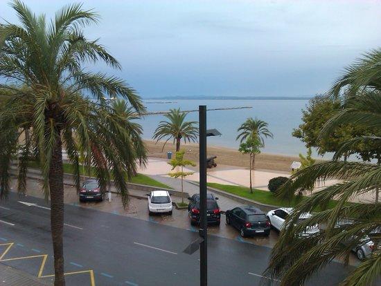 Prestige Hotel Mar Y Sol : Vue sur mer.