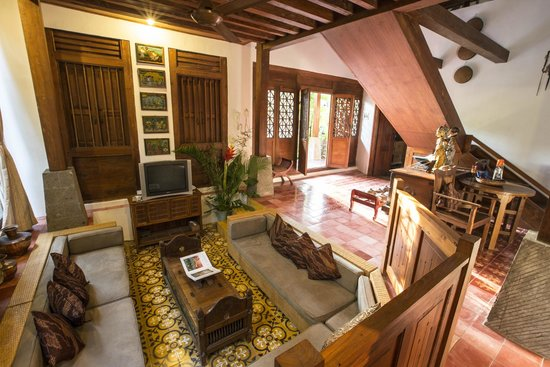 Villa Kampung Kecil: The inside of one of our 2 bedroom villas.
