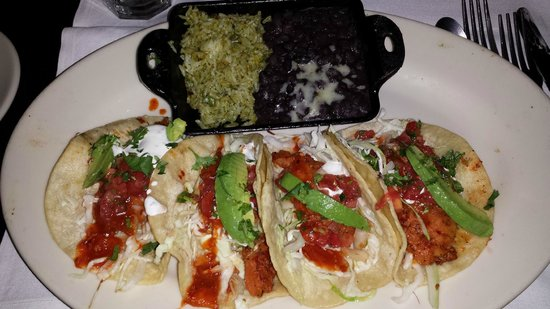 The Cheesecake Factory: Fish Tacos
