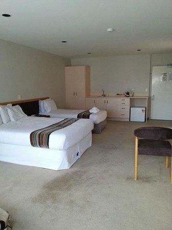 Paihia Pacific Resort Hotel : Room