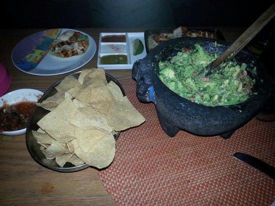 Rosa Mexicano - Los Angeles: Guacamole