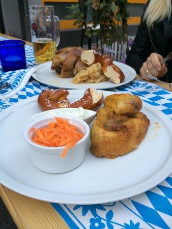 Buscherie: Неделя баварской кухни