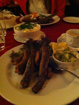 stegte ål restaurant