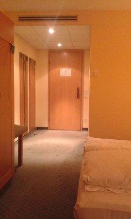 Hotel Erikson: corridoio