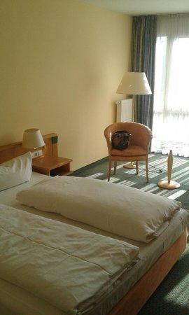 Hotel Erikson: camera