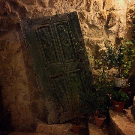 Cappadocia Castle Cave Hotel: Giriş