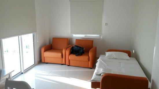 Polycarpia Hotel: гостинная