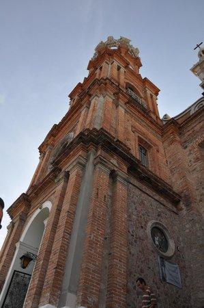 La Iglesia de Nuestra Senora de Guadalupe: Our Lady of Guadalupe