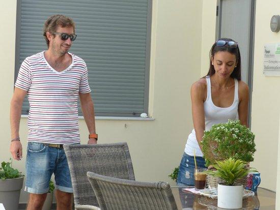 Plakias Suites: Eleni et Giorgos