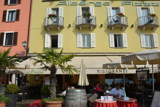 Piazza Ascona Hotel & Restaurants: Hotel Piazza