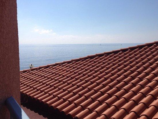 BEST WESTERN Paradou Mediterranee: Camera vista mare
