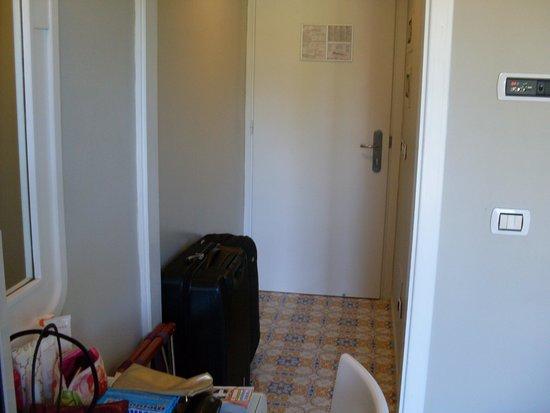 Hotel Capri: Room 1