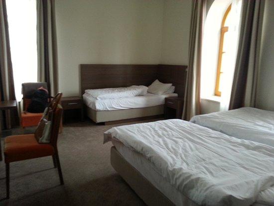 Hotel Budweis: Triple room