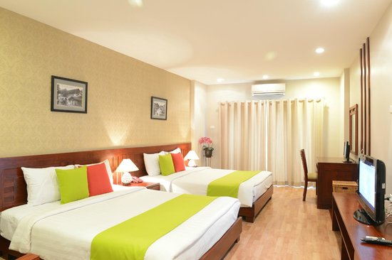 Golden Land Hotel: Family Suite Room