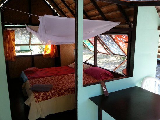 Relais Marama: Intérieur de notre bungalow
