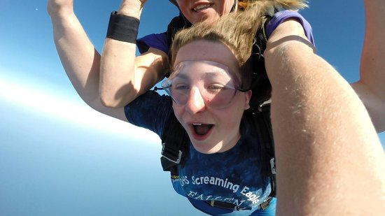 SkyDive Oz: Best thing I have ever done :)