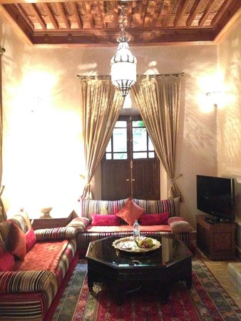 Riad Kniza : Luxurious rooms