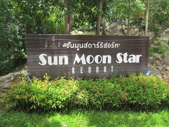 Sun Moon Star Resort Koh Phangan: Sun Moon Star resort