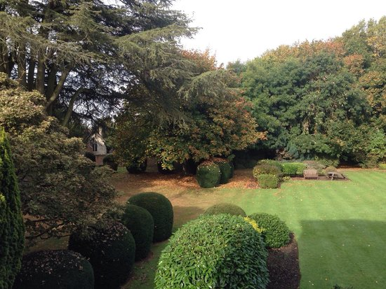 Macdonald Ansty Hall: The view from room 2