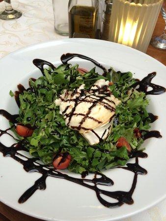 Antik : the best salad dish ever