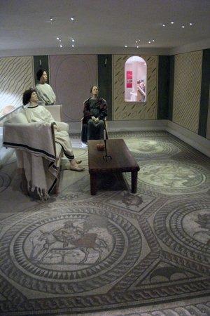 Corinium Museum: A Room For Wealthy Romans