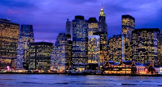 Manhattan Skyline The Best View