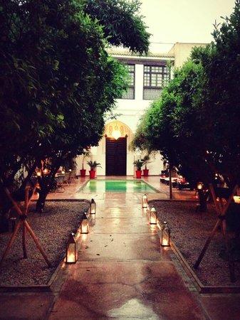 Riad Charai : Inside Oasis