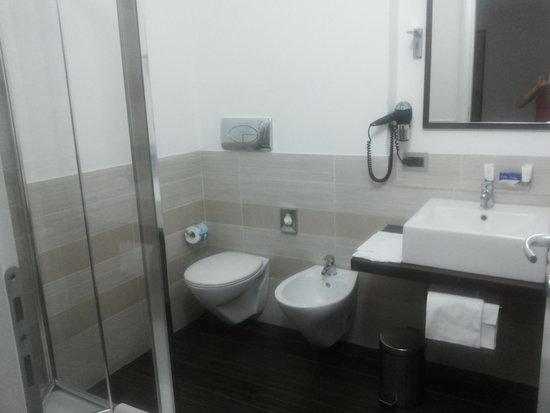 Sandalia Hotel : bagno