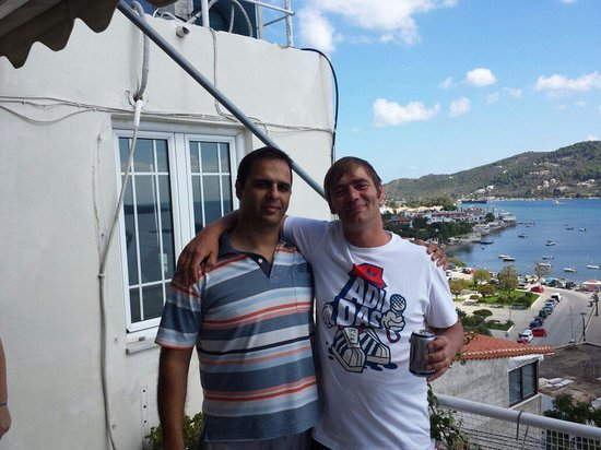 Babis Hotel: Me and Babis