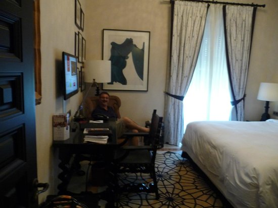 Hotel Alfonso XIII, A Luxury Collection Hotel, Seville : Room