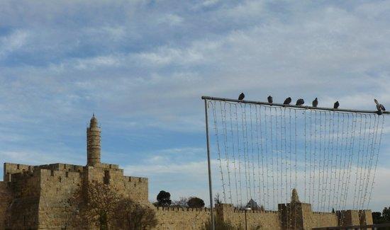 Tower of David Museum: david tower