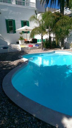 AfricanHome Guesthouse: Beautifull pool