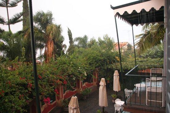 Casa Caseiro: Vista desde nuestra habitación