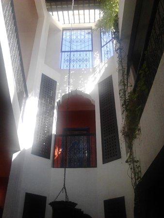 Dar Fatima: patio
