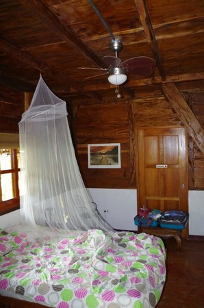 La Pepita de Maranon: interno cabanas
