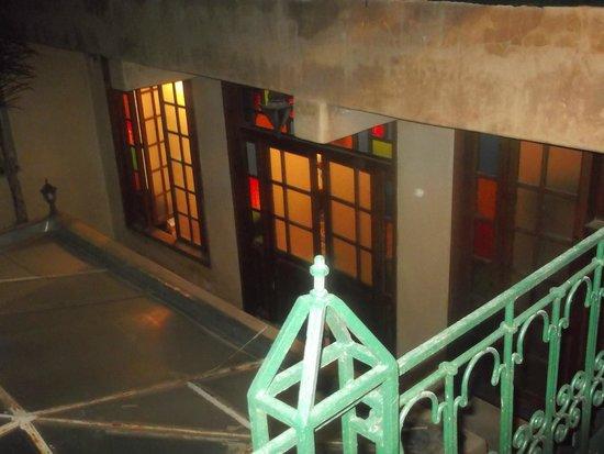 Riad Naila : patio