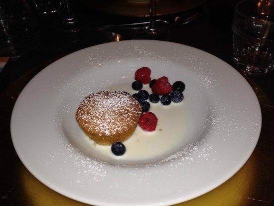 Convivio Rome Italian One Day Cooking Holidays : Polenta cake dessert