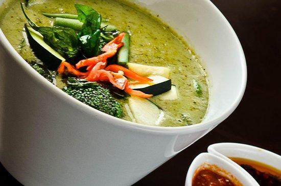 Zen : Thai green curry