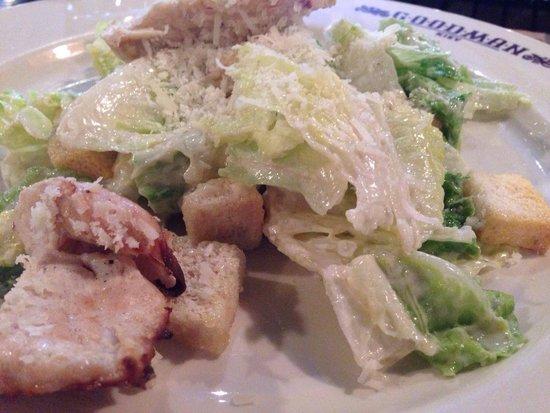 Goodman : Caesar salad with chicken
